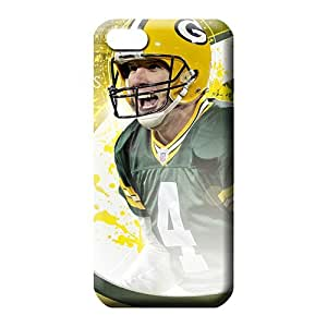 iphone 6plus 6p Protection phone cover skin Forever Collectibles cover green bay packers