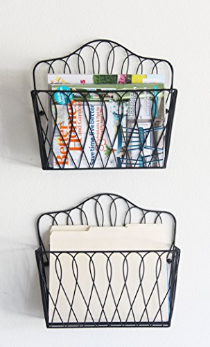 Tagway Home Multi Functional Wall Magazine Rack Fruit