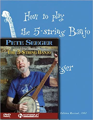 ~BETTER~ Pete Seeger Banjo Pack: Includes How To Play The 5-String Banjo Book And How To Play The 5-String Banjo DVD (Homespun Tapes). verified Business protect culpa process Pyjama Bango