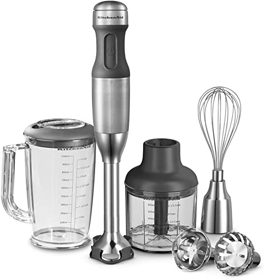 KitchenAid 5KHB2571 - Licuadora (Acero inoxidable, Corriente ...