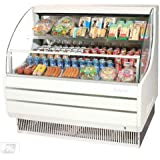 Turbo Air (TOM-40L) - 39 Open Display Merchandiser- Restaurant Equipment