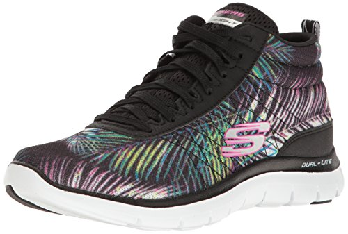 Zapato Recruit Flex 0 Appeal Lona New 2 Skechers para Correr xpXUqwd0pc