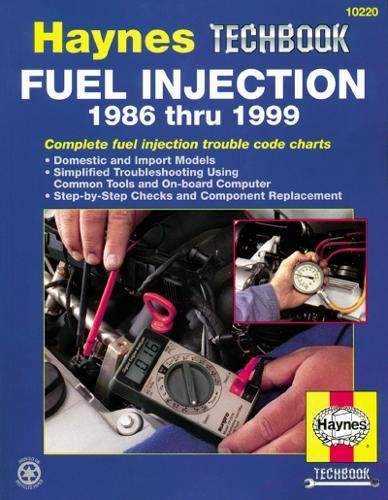 Fuel Injection Manual '86'99 (Haynes Repair Manuals)