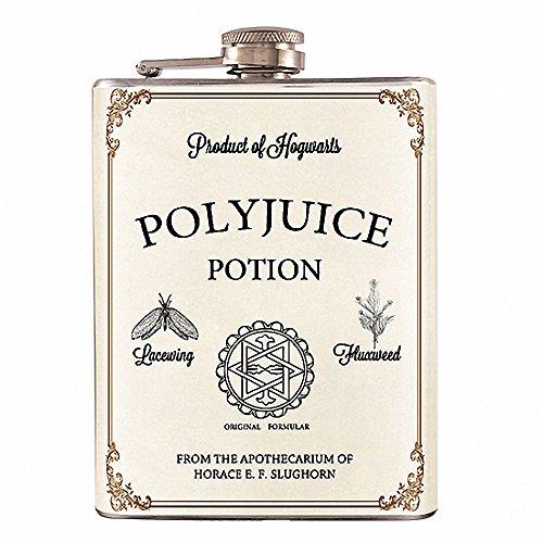 8oz - Polyjuice Potion Harry Potter Flask