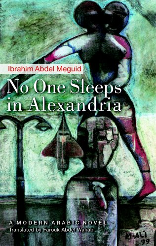 Book cover for No One Sleeps in Alexandria