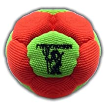 Footbag Virus, Synthetic Hemp 12 Panels Hacky Sack Bag Sand Filled fast Shipping (2-5 days) from Canada!