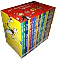 The Wonderful World of Dr. Seuss 20 Book Giftbox Set, RRP £99.99 - Includes: The Cat in the Hat, Fox in Socks, Horton Hears a Who, Dr Seuss on the Loose, How The Grinch Stole Christmas, The Cat in the Hat Comes Back, If I Ran The Zoo .... by Dr Seuss (201