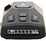 Cobra RAD 450 Laser Radar Detector with False Alert Filter and Voice Alert (Certified Refurbished)