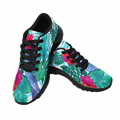 InterestPrint Womens Jogging Running Sneaker Lightweight Go Easy Walking Comfort Sports Running Shoes Multi 6 yymuaF