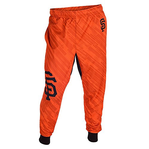 San Francisco Giants Polyester Mens Jogger Pant Extra Large