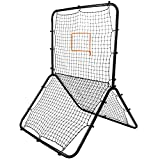 Crown Sporting Goods SBBL-101 Multi-Sport Rebounder Pitch Back Screen with Adjustable Target