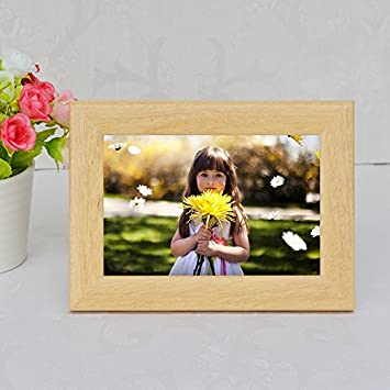 Amazon Com Wooden Picture Frame Creative Home Decor Picture Frame