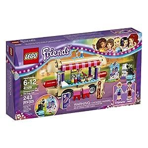 Lego Friends  Amusement Park Hot Dog Van Building Kit