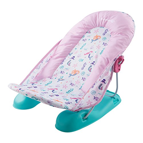 Summer Infant Extra Large Deluxe Baby Bather, Mermaids ()