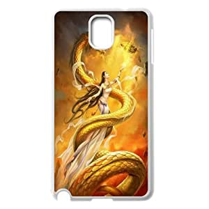 Best Phone case At MengHaiXin Store Dragon Art Desigh Pattern 102 For Samsung Galaxy NOTE3 Case Cover