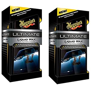Meguiar's Ultimate Liquid Wax - 16 oz. (2)