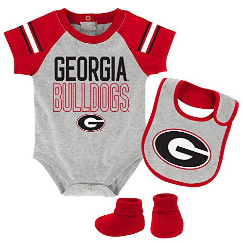georgia bulldogs baby clothes - 8