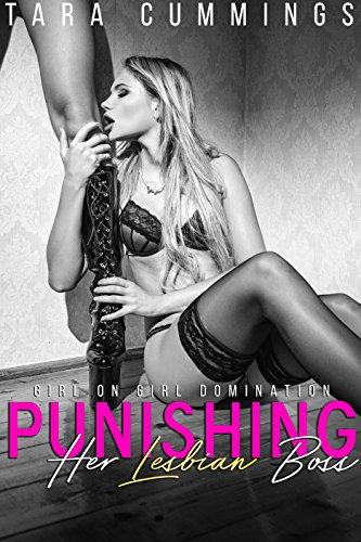 Punishing Her Lesbian Boss (Girl on Girl Domination)