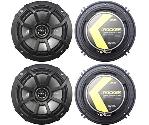 KICKER (4) 43CSC654 CSC65 6.5