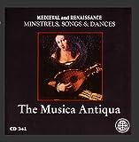 Medieval and Renaissance: Minstrels, Songs & Dances