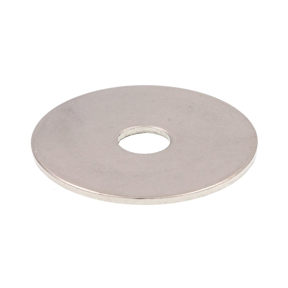 Prime Line 9081450 Fender Washers 5 16 in. X 1 1 2 in. OD Grade 18 8 Stainless Steel 50 Pack