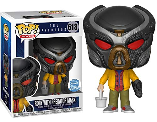 Funko Pop! The Predator Rory with Predator Mask Exclusive - Merchandisin