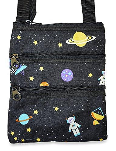 Ever Moda Galaxy Crossbody Bag product image