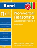 New Bond Assessment Papers Non-Verbal Reasoning 9-10 Years Book 1