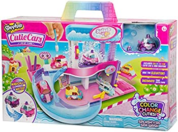 Shopkins Cutie Cars Splash 'N' GO Spa Wash