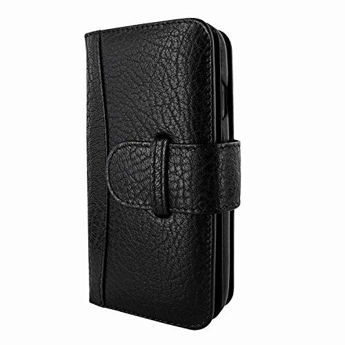 Piel Frama 793 Black Karabu WalletMagnum Leather Case for Apple iPhone X