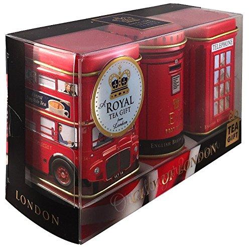 English Tea Caddy - English Teas,