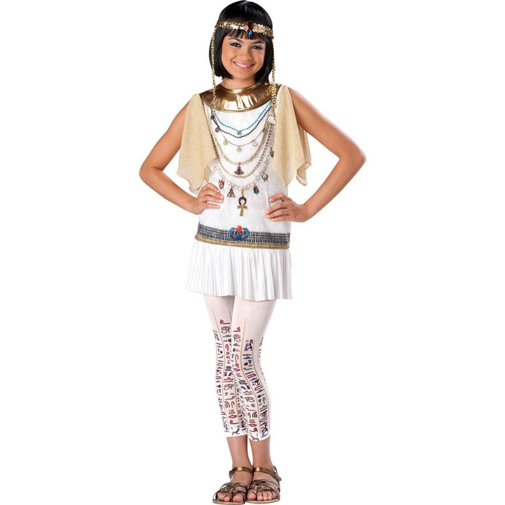 InCharacter Cleo Cutie Cutie Cutie Egyptian Costume M b9f1e1