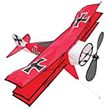 : Go Fly A Kite 3' Red Baron Triplane Kite
