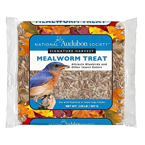 Garden Treasures 20-oz Signature Harvest Mealworm Treat - Cake Harvest