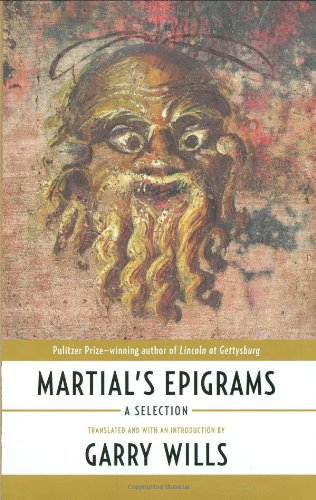 Read Online Martial's Epigrams: A Selection ebook