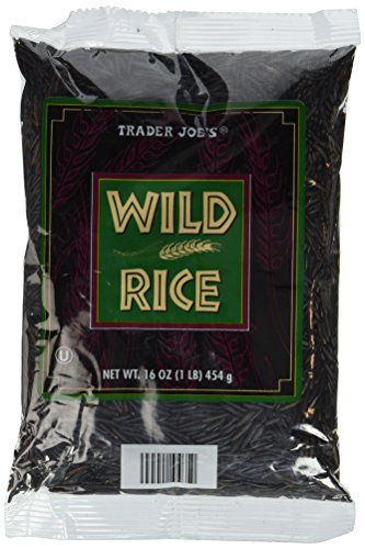 - Wild Rice by Trader Joe's 2 - 16 oz. bags