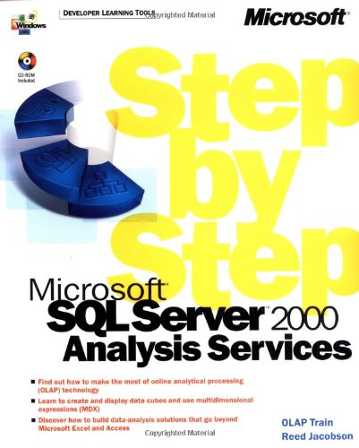 Microsoft SQL Server 2000 Analysis Services Step by Step (Step by Step (Analysis Services Step)