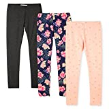 OFFCORSS Big Girl Teen Kids Printing Colorful Leggings Summer Winter Clothing Cotton Ankle Length Fit Pants Pantalones Ropa Para Niña Grande 3PACK 14