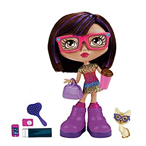 Amazon.com: Chatsters - Abby Interactive Doll: Toys & Games