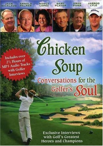 Chicken Soup: Conversations For The Golfer's - Outlets Ann Arbor