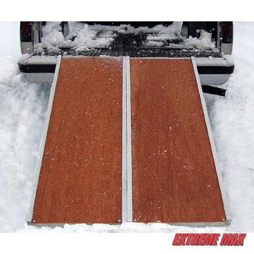 Extreme Max AR16 6' Super Sport Bi-Fold Ramp by Extreme Max (Image #6)