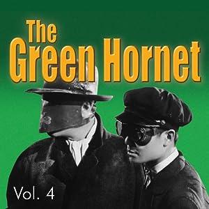 Green Hornet Vol. 4 Radio/TV Program