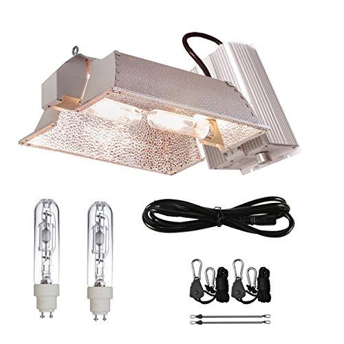 Oppolite 630W CMH CDM Grow Light Kit W/3100K Bulb 120/240V Replace LED 300W/600W/1000W Grow Light kit/MH HPS Grow Light - 600 800 X Sunglasses