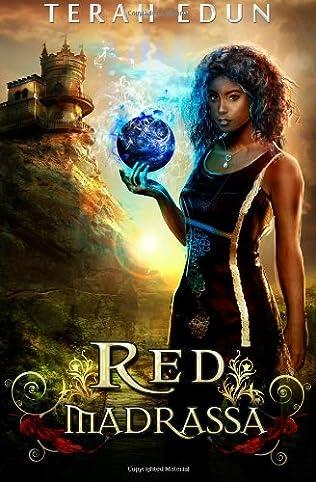 book cover of Red Madrassa