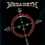 Megadeth: Cryptic Writings (Audio CD)
