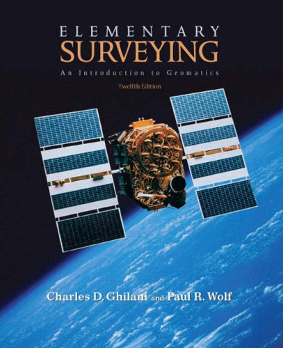 Elementary Surveying: An Introduction to Geomatics (12th Edition)