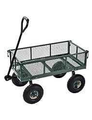 Sandusky Lee CW3418 Muscle Carts Steel Utility Garden Wagon, ...