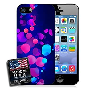 Cute Abstract Bubbles iPhone 4/4s Hard Case
