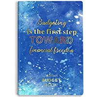 Lisol Financial Planner Organizer Budget Notebook With Debit Tracking Quote Sheet & Stickers