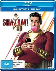 Shazam! (Blu-ray + 3D)